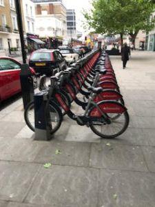 boris bikes line